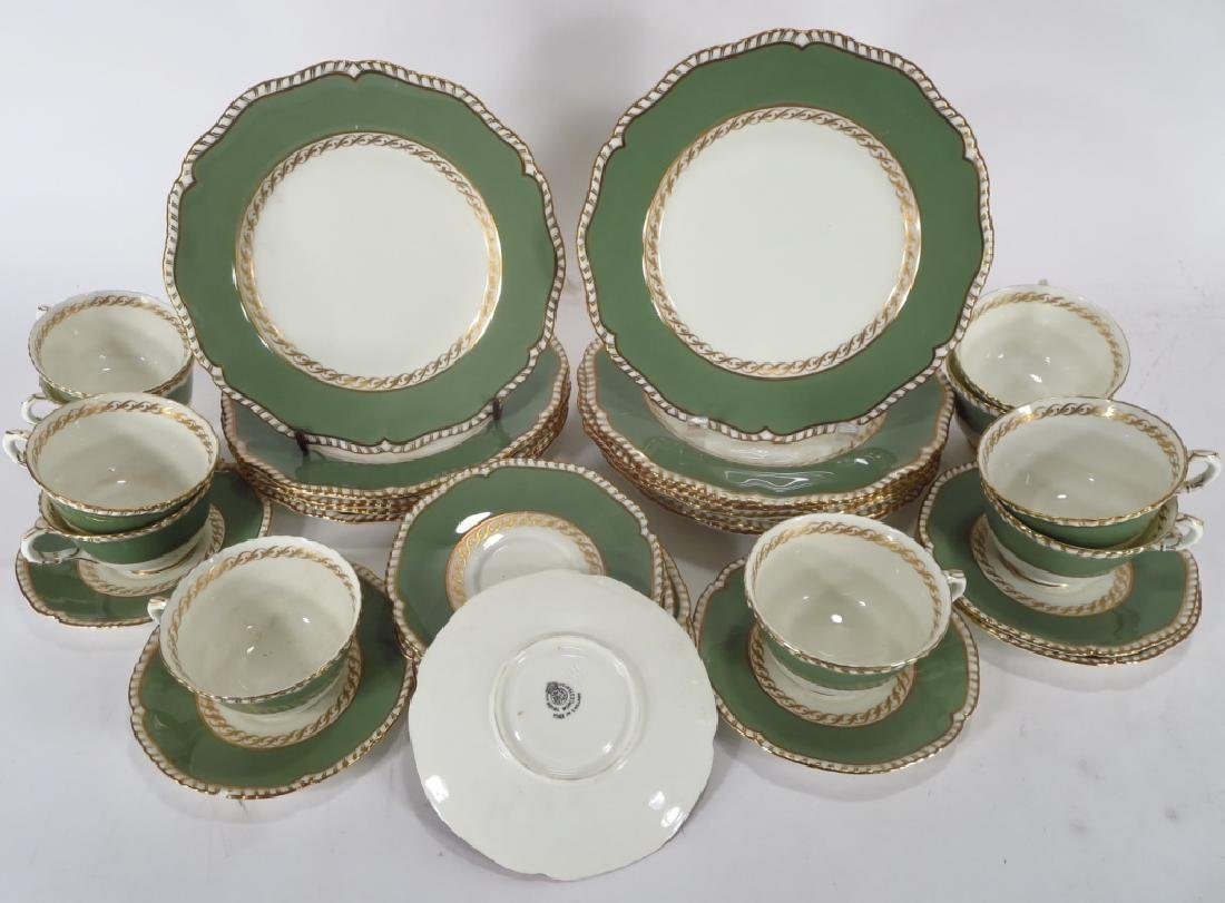 English and French porcelain lot - 3