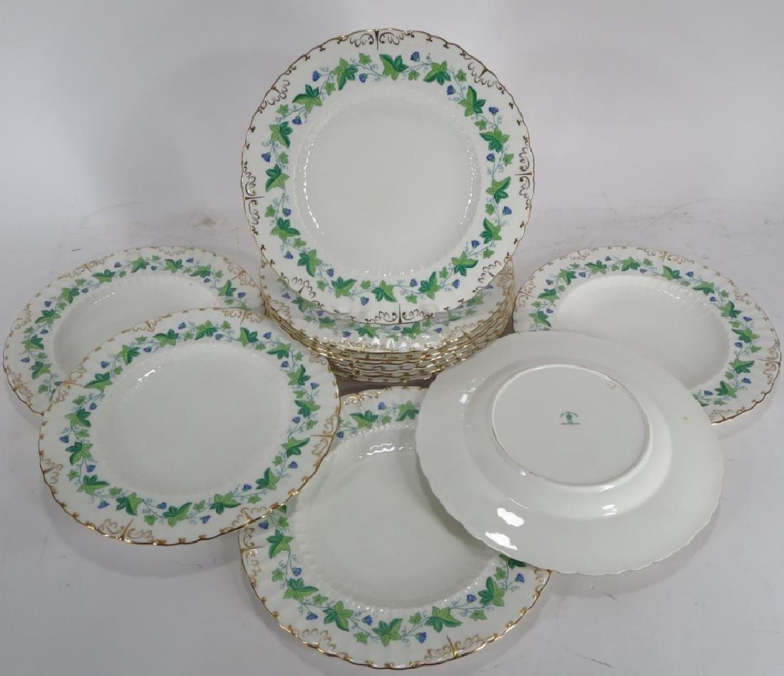 English and French porcelain lot - 4