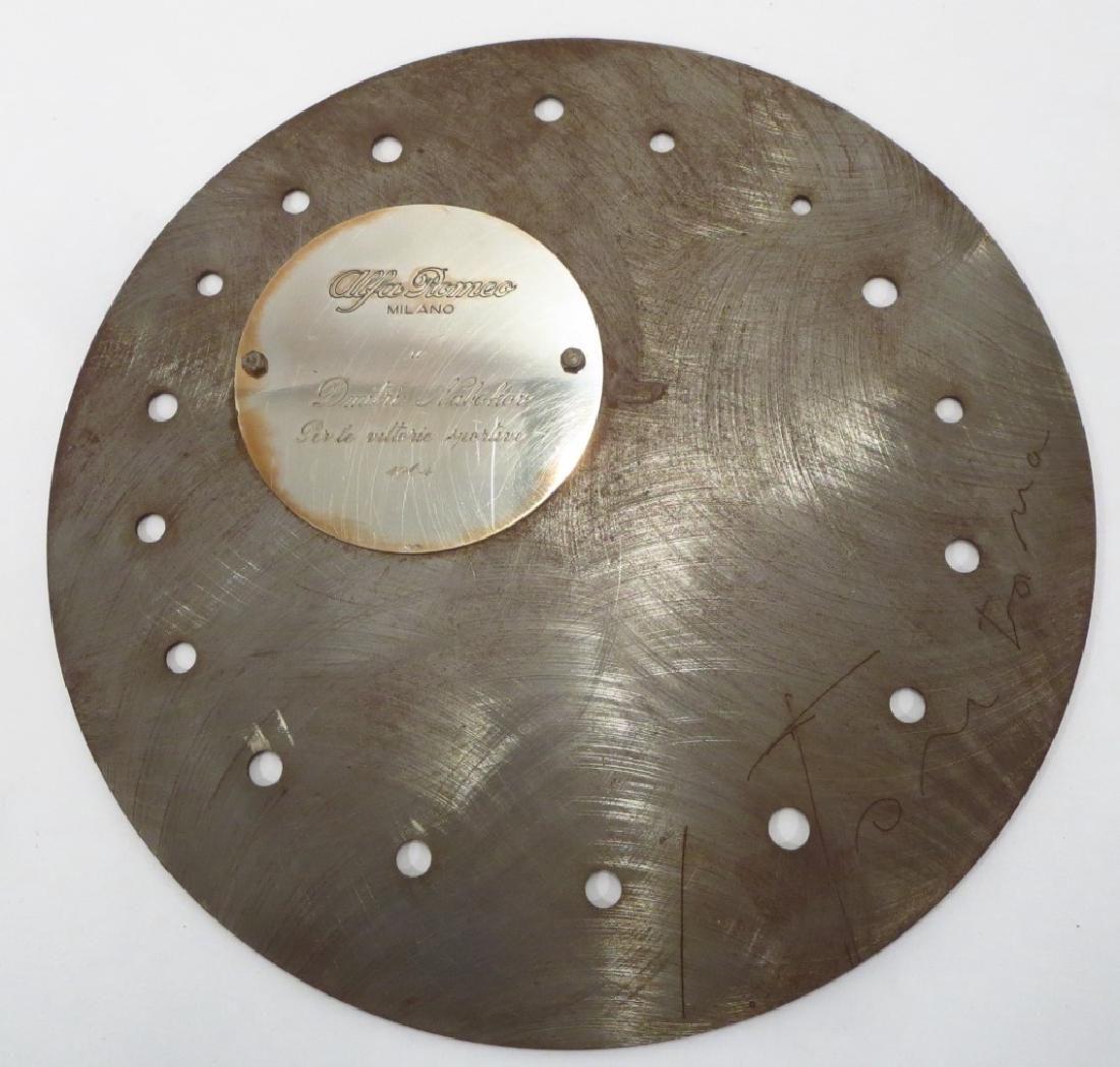 Lucio Fontana, It., Alfa Romeo Trophy, Nabokov, 64