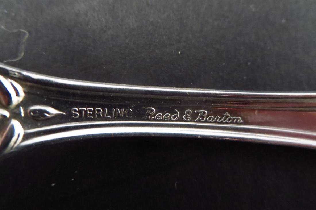 Reed & Barton Sterling Francis I Service for 24 - 4