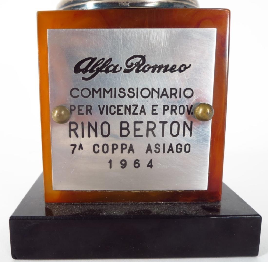 1964 Alfa Romeo Racing Trophy  .800 silver - 3
