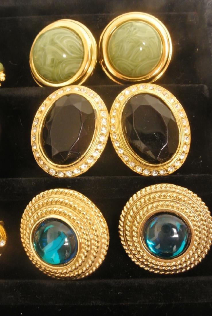 Costume Earrings by Joan Rivers - 5