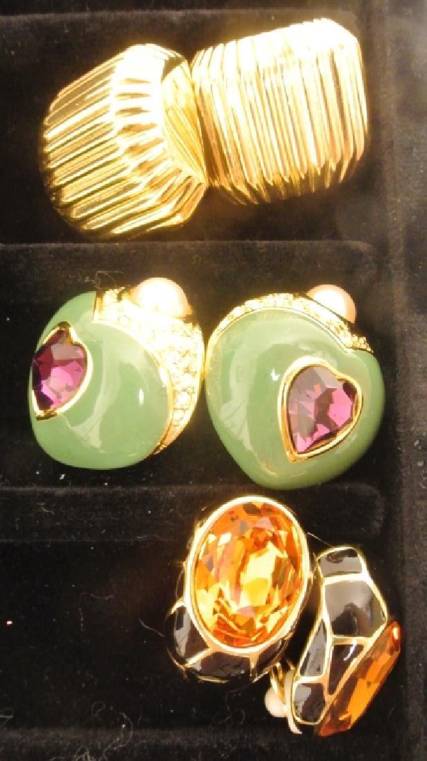 Costume Earrings by Joan Rivers - 6