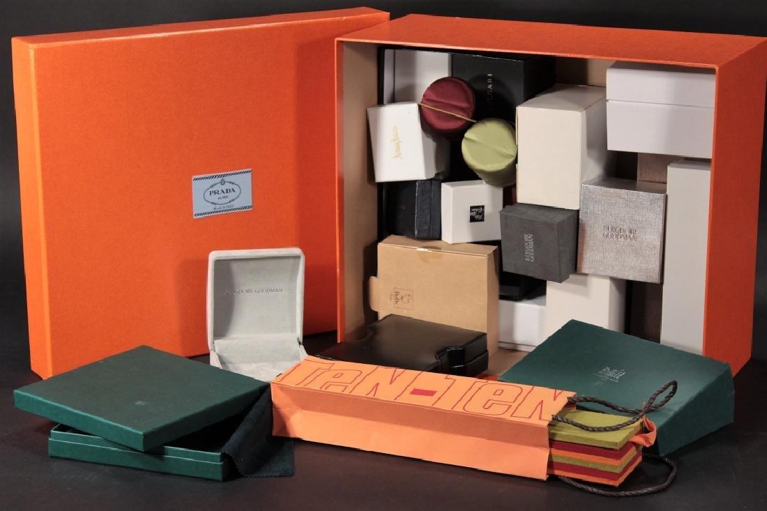 25+ Prada Couture Box of Designer Boxes 20th c.