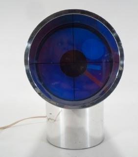 Kirsch/Hamilton Aurora Alarm Clock,20th C.