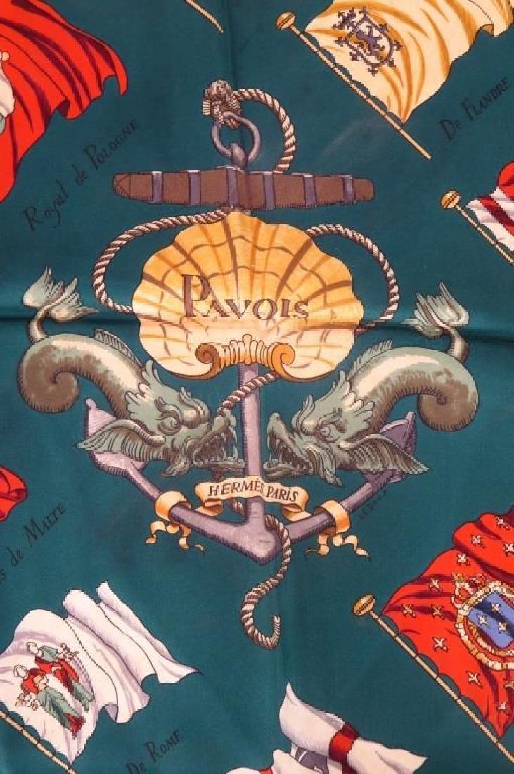 Hermes 'Pavois' Scarf