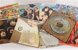 Approx. 150 1960's-1970's Rock LPs