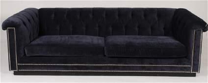 Mitchell Gold + Bob Williams Tufted Sofa