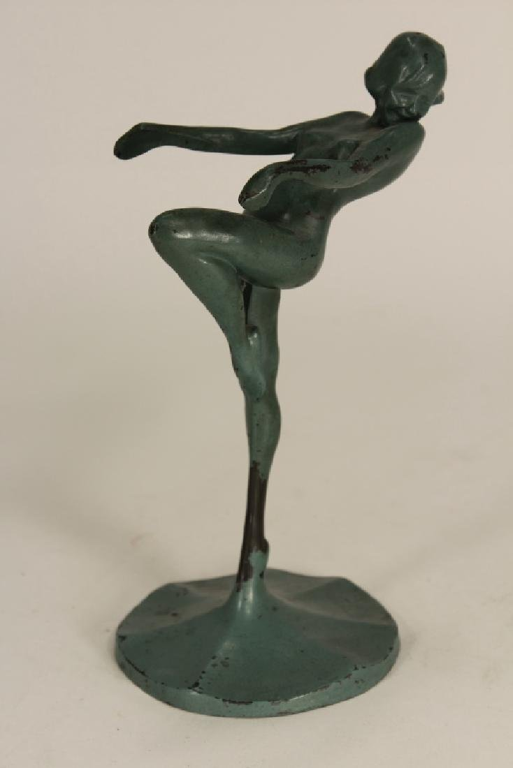 Frankart Nude Painted Figure, T-301 1922