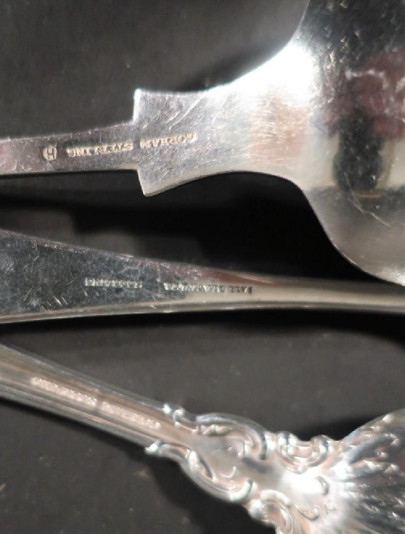 Sterling Silver Flatware, etc. - 7
