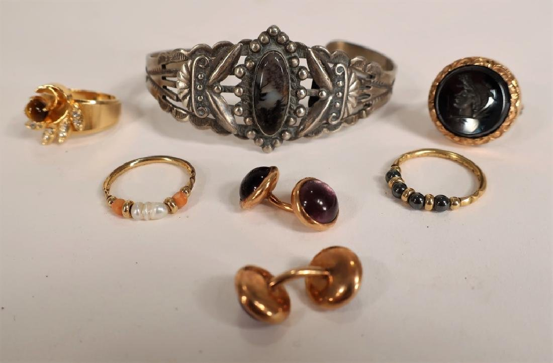 Gold Filled Jewelry -  Victorian etc. - 4