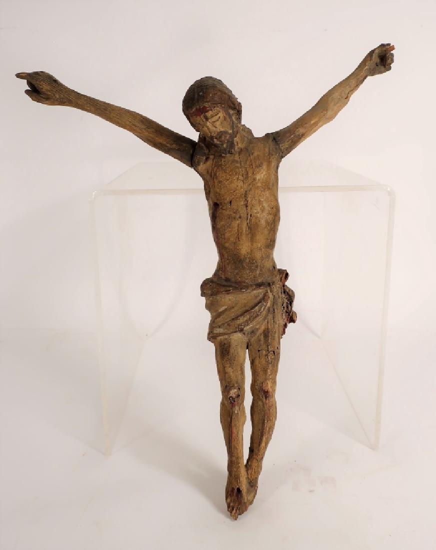 Spanish Colonial Santos of Christ, 18/19th C.