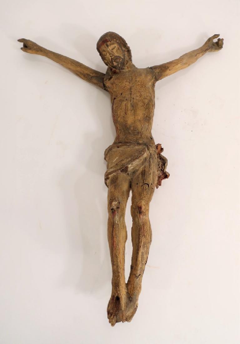 Spanish Colonial Santos of Christ, 18/19th C. - 2