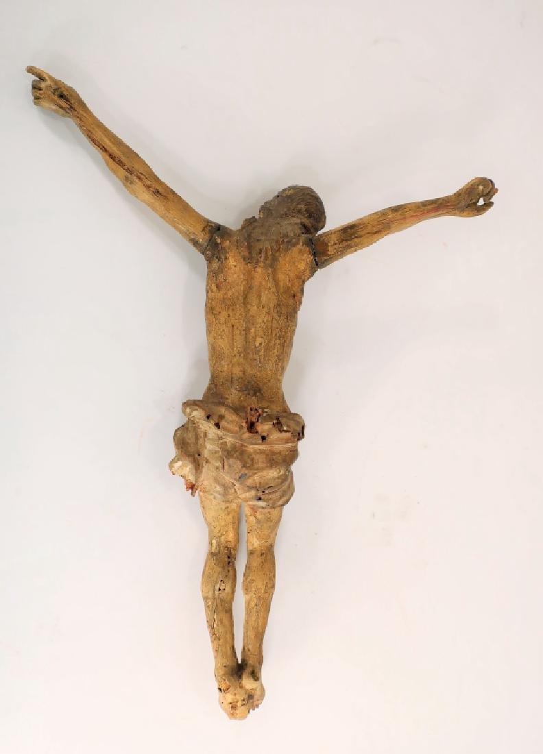 Spanish Colonial Santos of Christ, 18/19th C. - 6