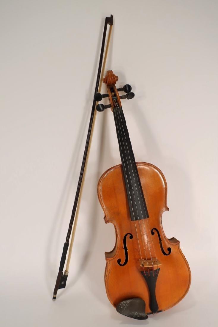 Reproduction Antonius Stradivarius Violin, 20th C.