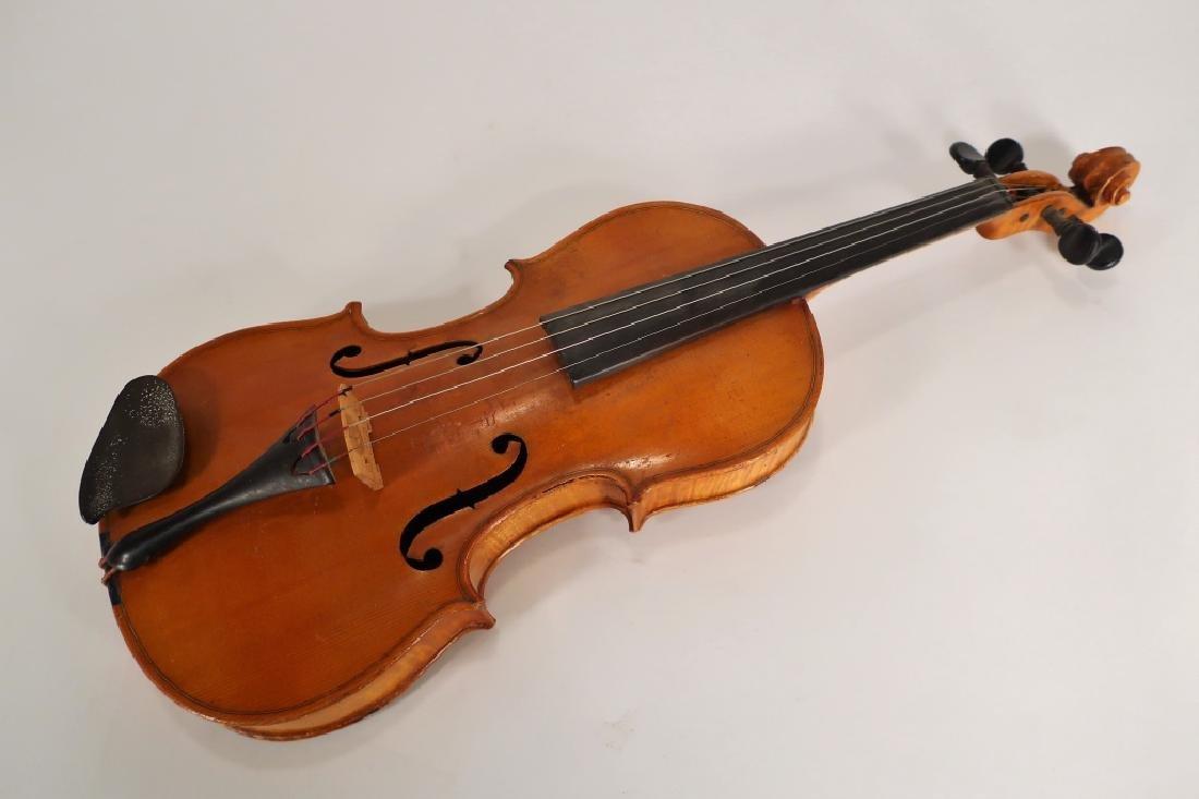Reproduction Antonius Stradivarius Violin, 20th C. - 3