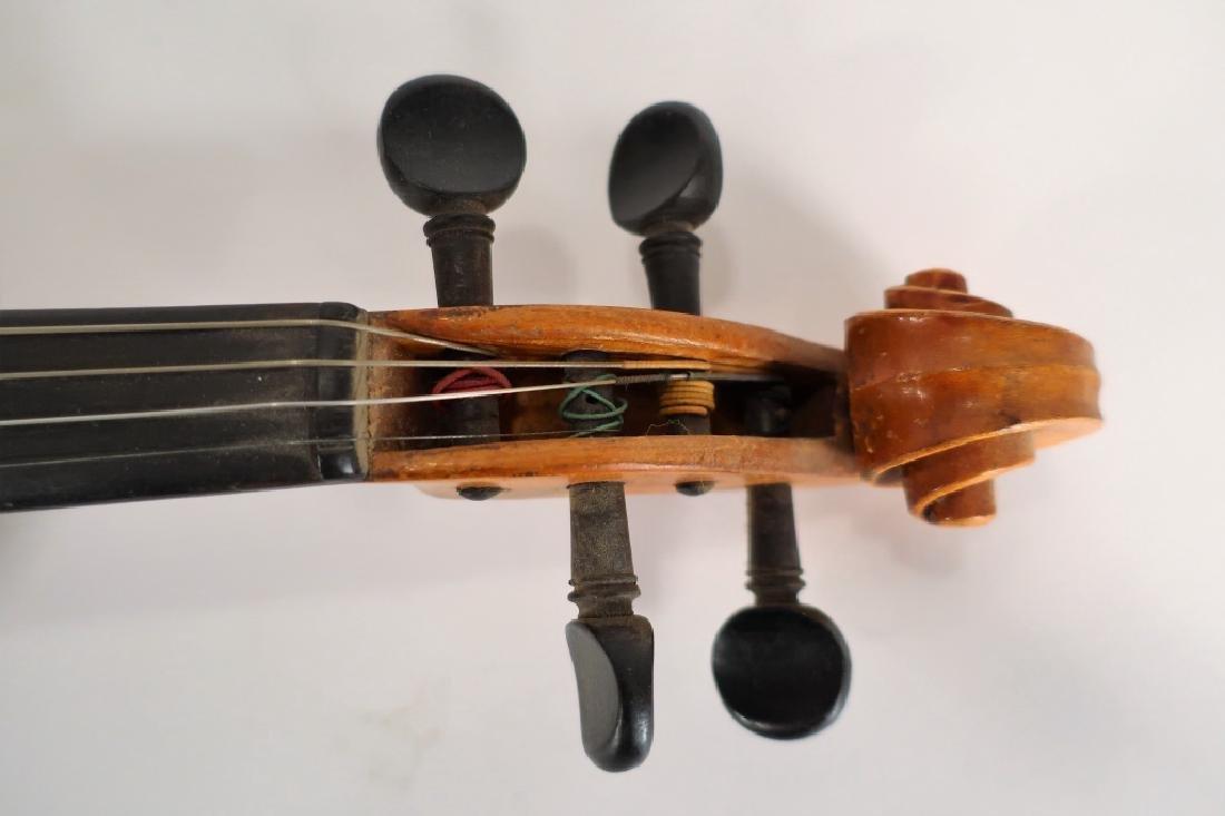 Reproduction Antonius Stradivarius Violin, 20th C. - 4