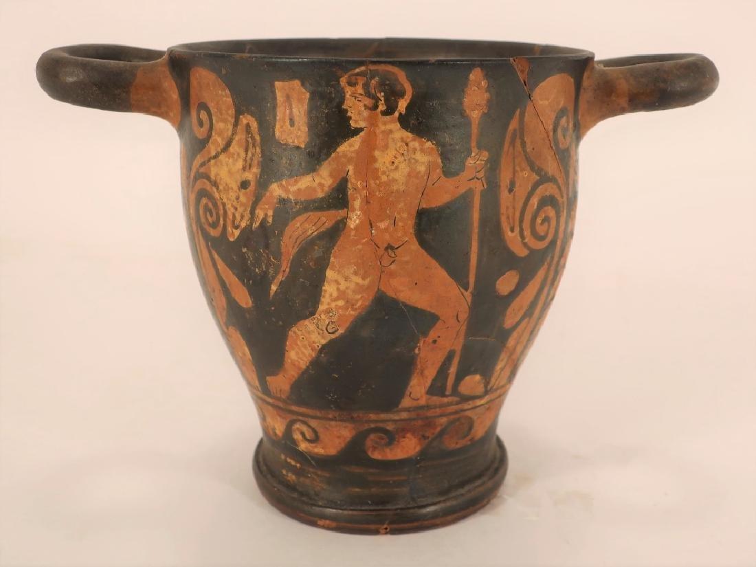 Apulian Skyphos, c. 350 BC, Magna Graeca - 3