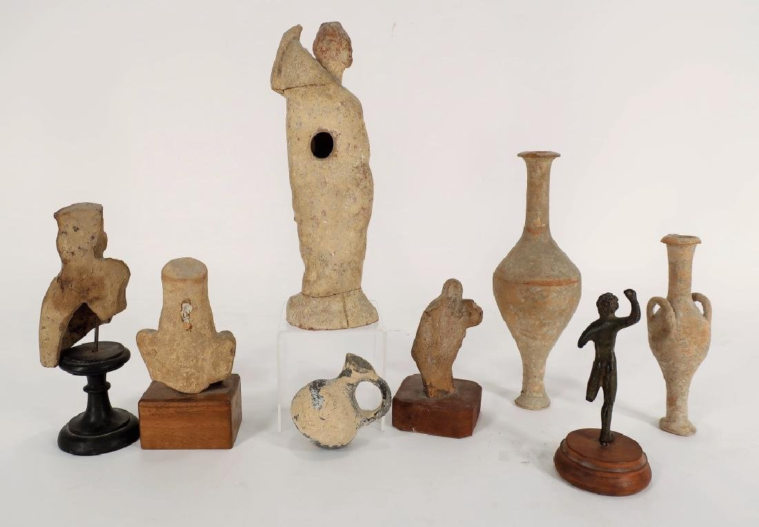 Group of Ancient Artifacts, from Greece and Rome - 2