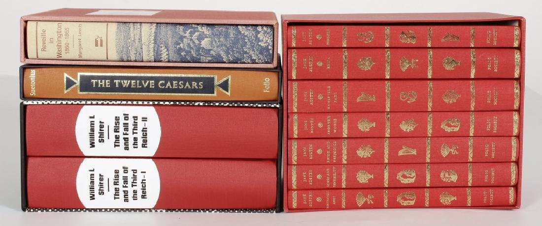 "Large Collection ""Library of America"" Boxed Sets - 8"