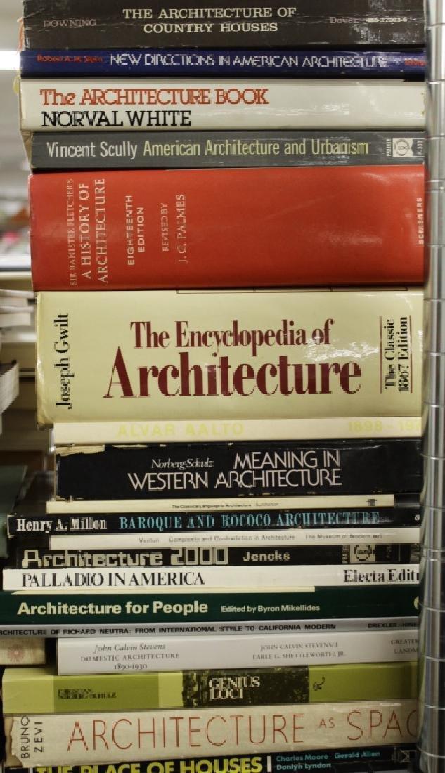 220 Vols Architecture/Design: Wegner, Le Corbusier - 2
