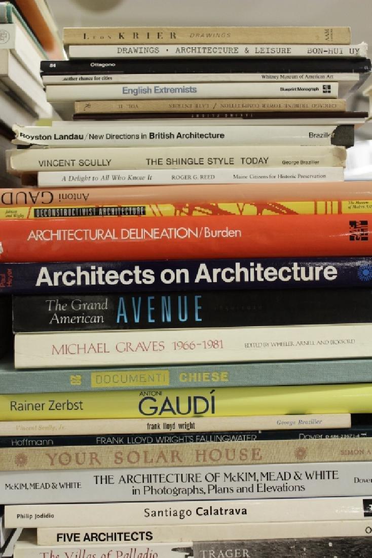 220 Vols Architecture/Design: Wegner, Le Corbusier - 3