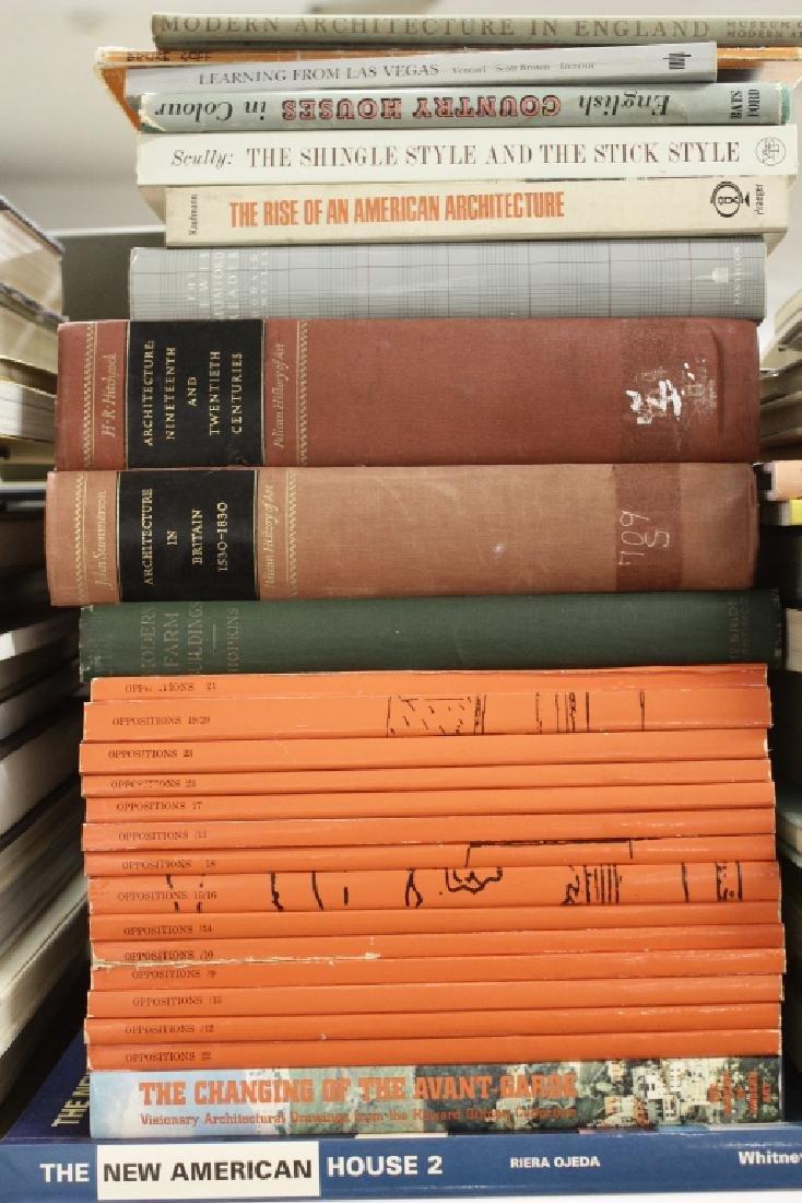 220 Vols Architecture/Design: Wegner, Le Corbusier - 4