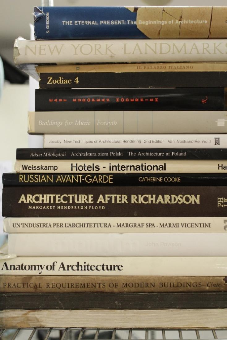 220 Vols Architecture/Design: Wegner, Le Corbusier - 5