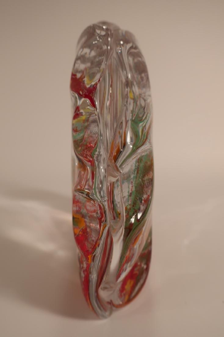 Murano Glass Aquarium Fish Sculpture - 2