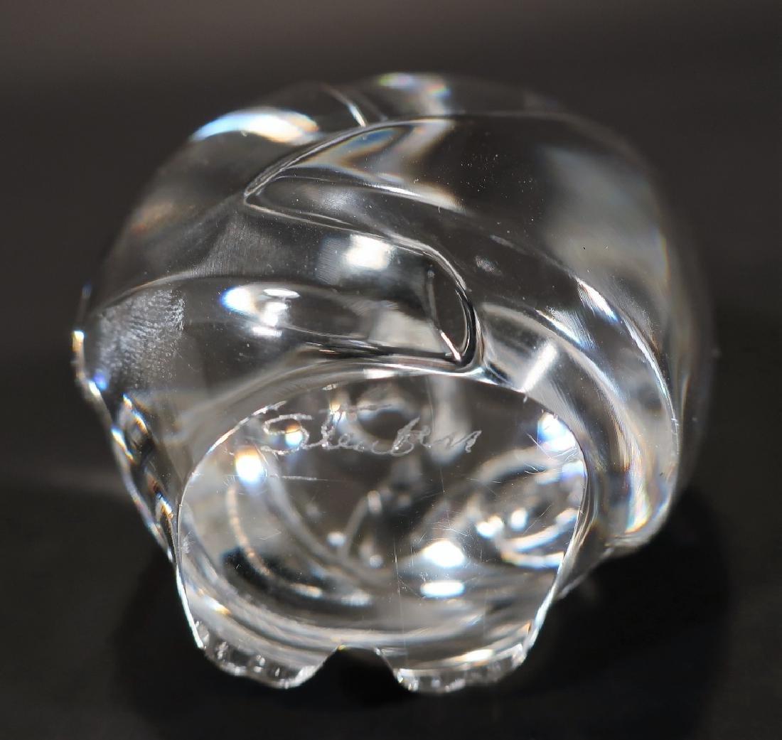 Tiffany, Lalique, Steuben Art Glass/Ceramic - 10