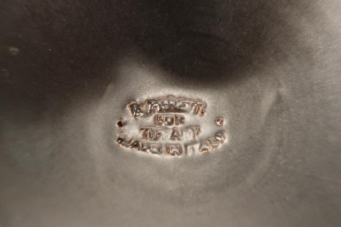 Tiffany, Lalique, Steuben Art Glass/Ceramic - 3