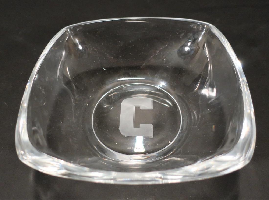Tiffany, Lalique, Steuben Art Glass/Ceramic - 6