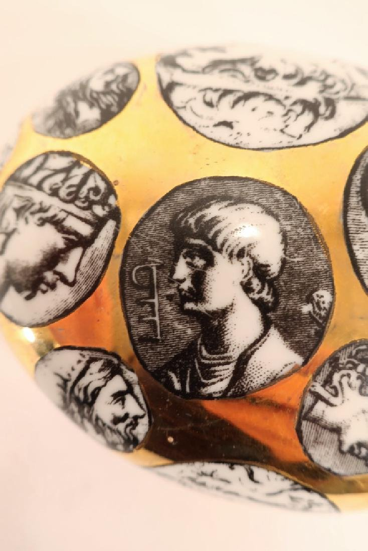 Fornasetti Porcelain Paperweight - 4