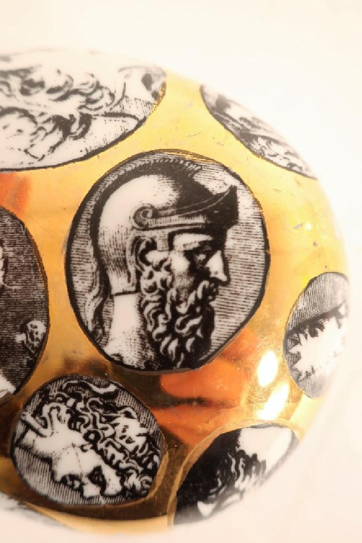 Fornasetti Porcelain Paperweight - 5
