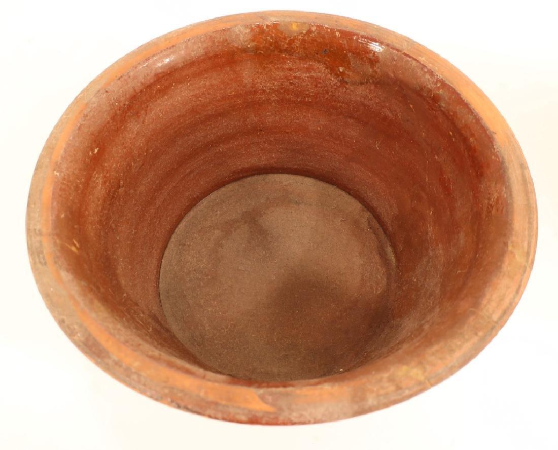 Hervey Brooks, Goshen Ct., Pudding Pot, c. 1840 - 3