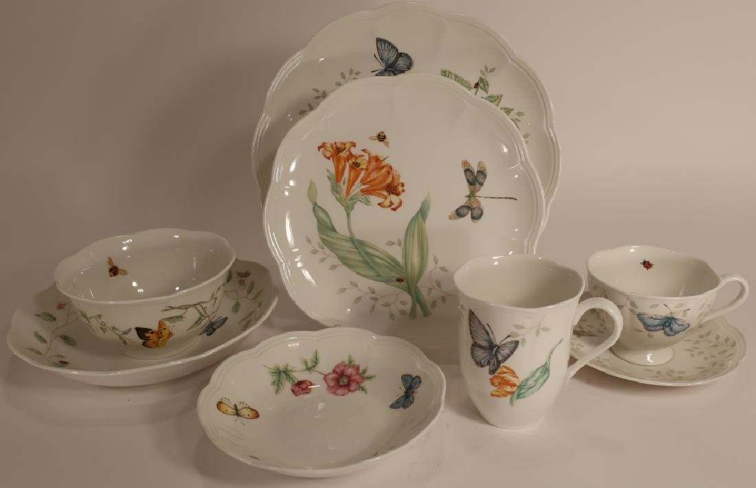"Lenox ""Butterfly Meadow"" China Service"