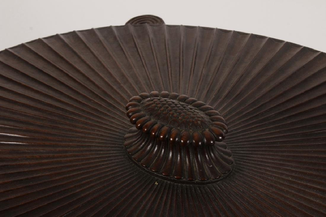 William IV Oval Cellarette, Early 19th C. - 3