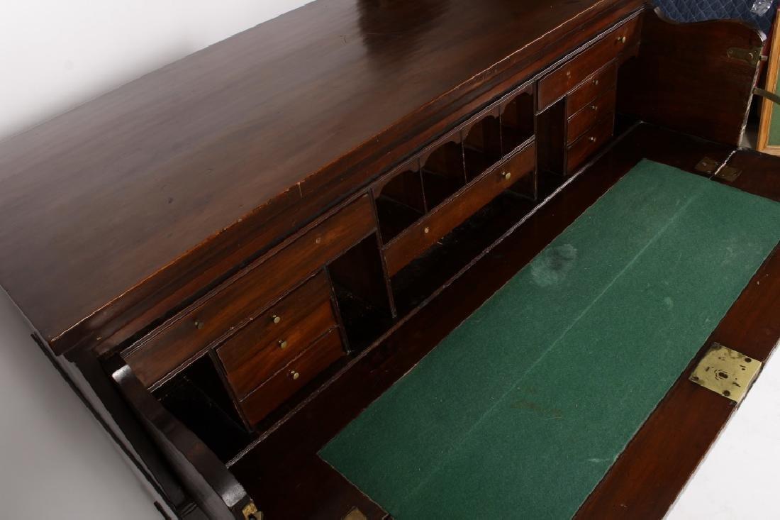 Victorian Mahogany Butler's Desk, L. 19th-E. 20th - 3