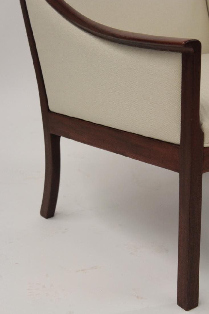 Pair of Ole Wanscher Armchairs for A.J. Iverson - 4