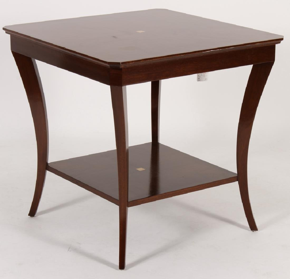Valentino Side Table Lockwood / Boone Collection