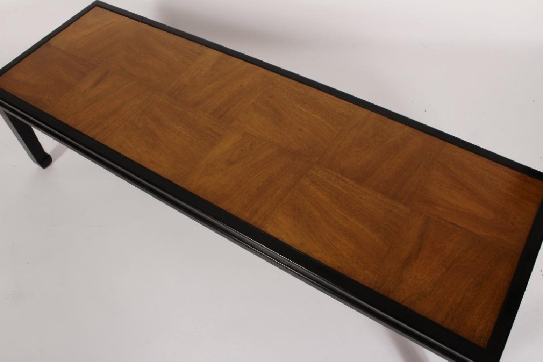 Midcentury CoffeeTable by Kittinger, Attr. James Mont - 2