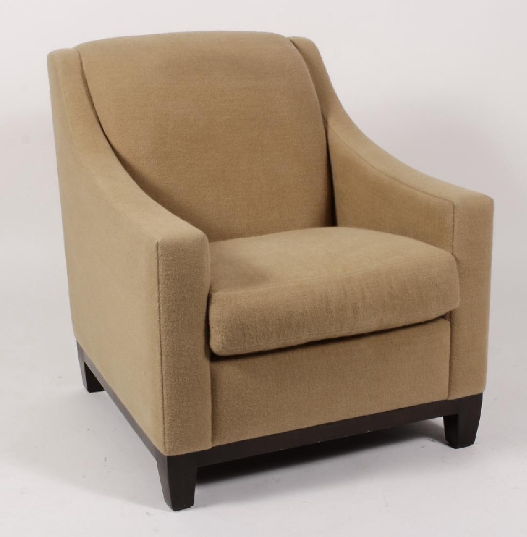 A. Rudin Alpaca Lounge Chair, Sue Gordon Design