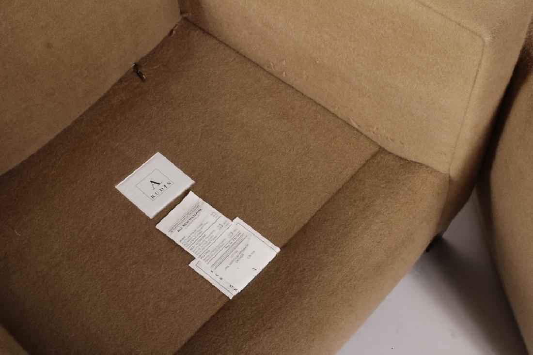 A. Rudin Alpaca Lounge Chair, Sue Gordon Design - 4