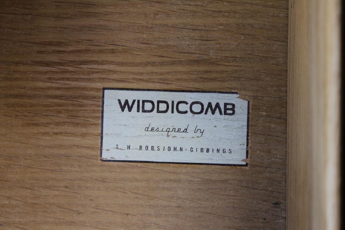 T.H. Robsjohn Gibbings/ Widdicomb Walnut Dresser - 4