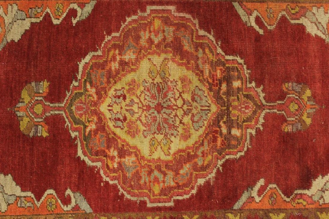 Tribal Ushak Wool Rug