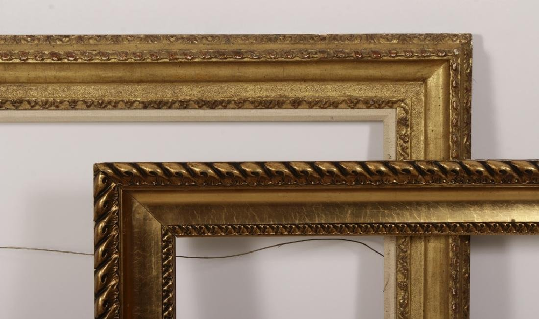 2 Large Classical Motif Gilt Wood Frames,20th C. - 2