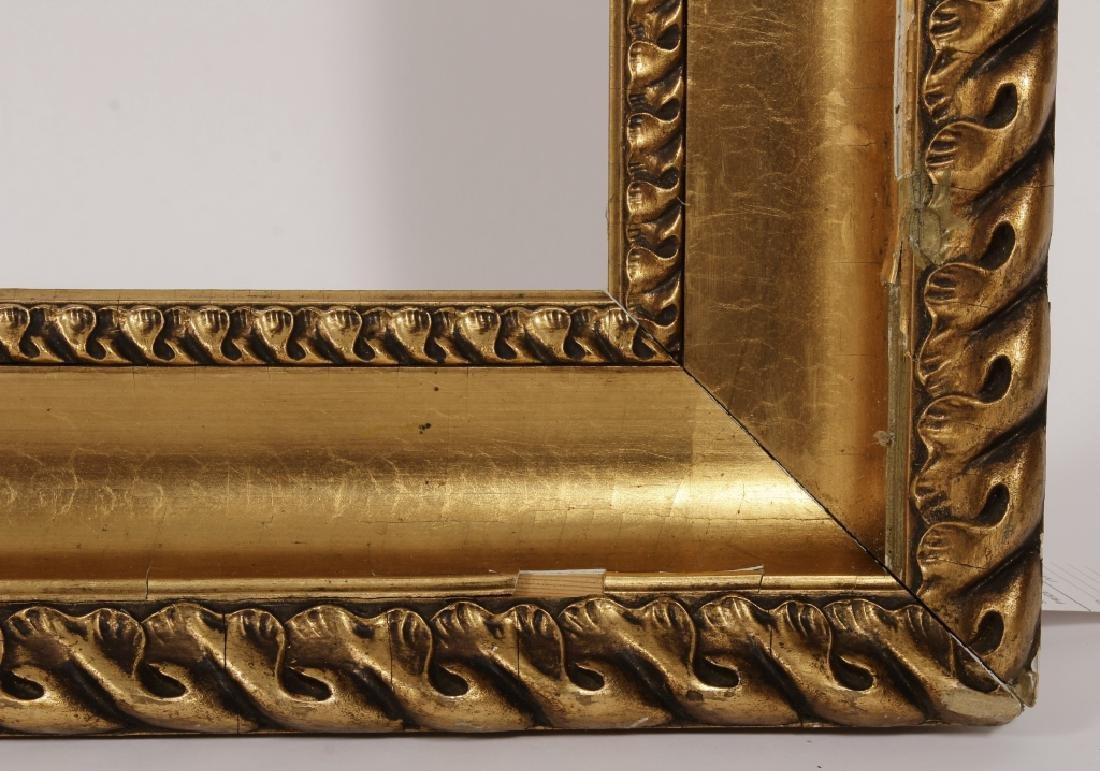 2 Large Classical Motif Gilt Wood Frames,20th C. - 5