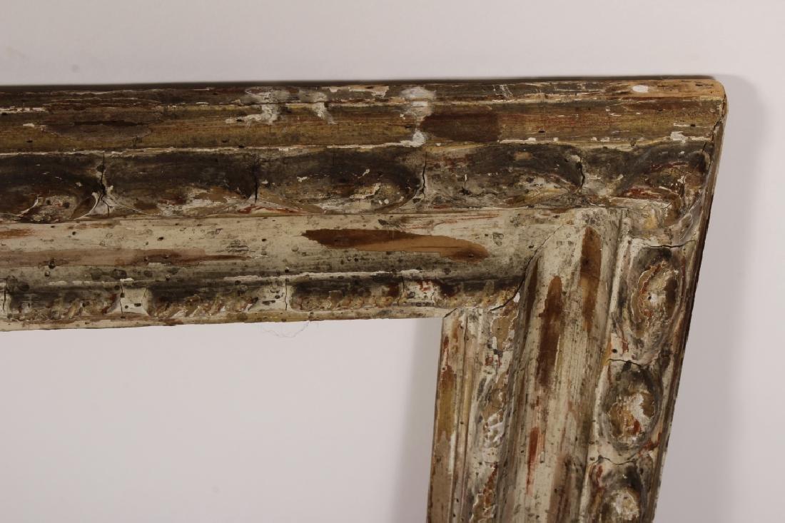 Newcomb Macklin Co. Carved Gilt Wood Frame - 4