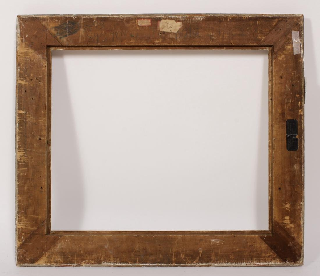 Newcomb Macklin Co. Carved Gilt Wood Frame - 5