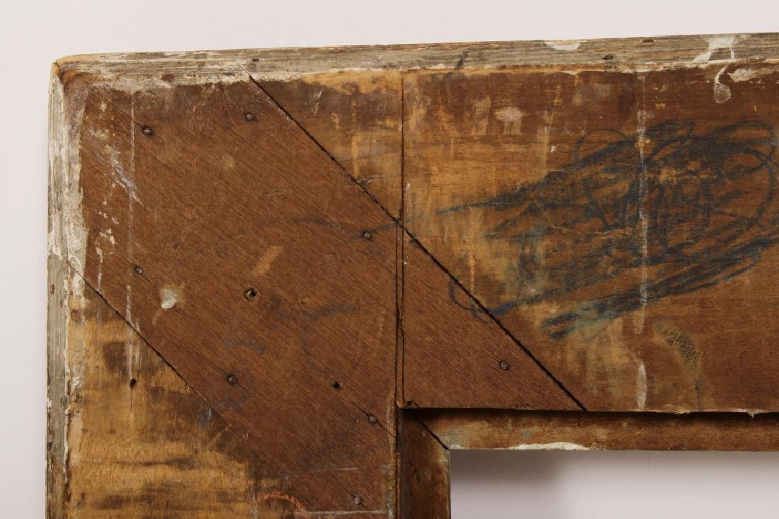 Newcomb Macklin Co. Carved Gilt Wood Frame - 7